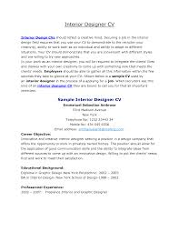 Resume Career Goal Examples by Graphic Design Resume And Cover Letter Examples