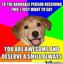 Encouragement Memes - encouraging meme 7 dog by ringgokalexander jpg 405 415