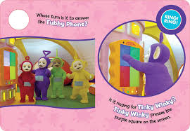 teletubbies book maggie testa official publisher