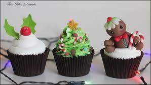 tea cake u0026 create christmas cupcakes 2015