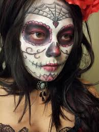 Awesome Makeup For Halloween Three Awesome Makeup Mask Ideas For Halloween The One And Only