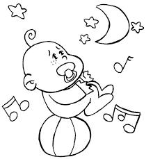 coloriages et dessins pour les enfants sur le thème lune