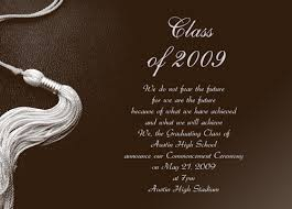 graduation announcements wording of graduation invitations in