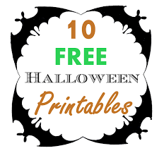 Halloween Printables Free Halloween Printables Roundup Hoopla Events Krista O U0027byrne