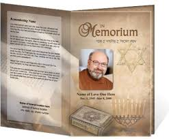 Programs For Memorial Services Samples 64 Best Memorial Legacy U0026 Program Templates Images On Pinterest