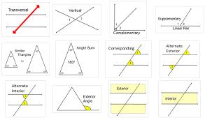 Alternate Corresponding And Interior Angles 8 G 5 Washington Middle