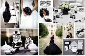 black and white wedding wedding theme ideas monochrome the craft company