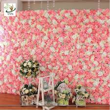 party backdrops uvg artificial wedding decoration flower stand for bridal