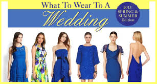 what to wear for a wedding what to wear to a wedding 2013 summer style guide