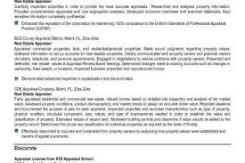 Real Estate Resumes Resume Cv Cover Letter Real Estate Resume Objective Entry Level