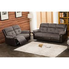 reclining sofa and loveseat set stanford grey chocolate reclining sofa and loveseat set free