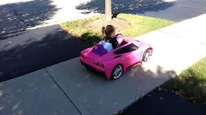 corvette power wheels pink 2014 c7 corvette power wheels