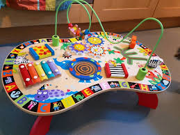 wooden activity table for alex jr wooden activity table in gloucester road bristol gumtree