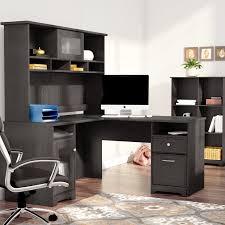 Hutch 3 Red Barrel Studio Hillsdale 3 Piece L Shaped Desk Set With Hutch