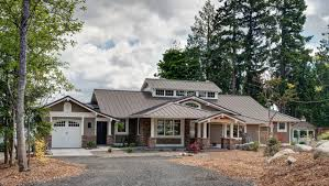 port orchard custom home traditional exterior seattle by