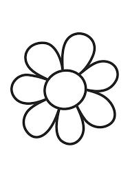 fiori disegni disegno da colorare fiore cat 18357
