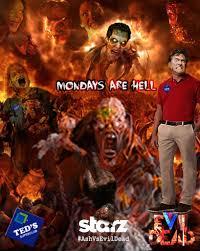 Evil Dead Meme - fan made poster for ash vs evil dead tv bad ash pinterest ash