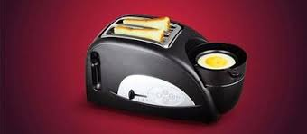 Toaster With Egg Maker Toaster Kitchengadgetshow