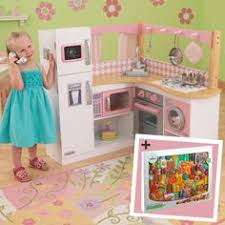 Kidkraft Modern Country Kitchen - kidkraft deluxe culinary kitchen check out this great product
