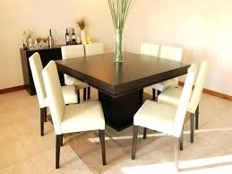 Dining Room Tables Seat 8 Dining Table Seats 8 Stylish Square Seater Large Size Of
