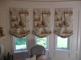 relaxed roman shade pattern toile roman shades home decorating interior design bath