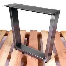 little metro metal coffee table legs u2013 steel table legs by