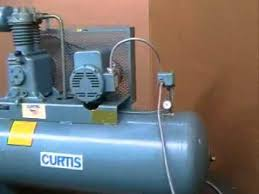 air compressor curtis cvm809a 5 hp air compressor made in the