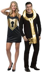 couples costume lock and key couples costume costume craze