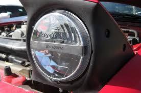 mercedes led headlights gear testing sylvania u0027s zevo led headlights