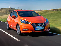nissan micra hatchback review parkers