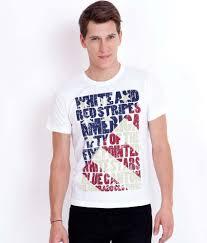 American Flag Price Elaborado American Flag White Printed T Shirt Buy Elaborado