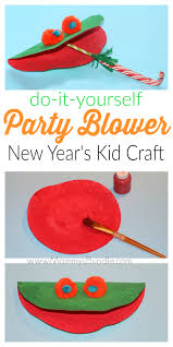 new years party blowers diy party blower craft for kids s bundle