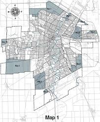winnipeg map impact fee map property development department city of