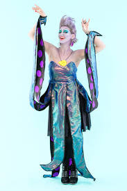ursula costume become the most evil sea sorceress with this diy ursula costume