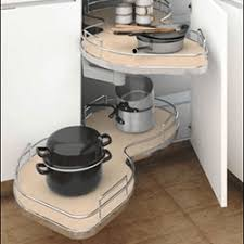 Blind Corner Storage Systems Cabinet Accessories