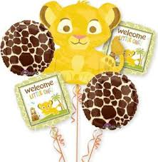 lion king baby shower supplies lion king baby shower party supplies you invite balloons decor