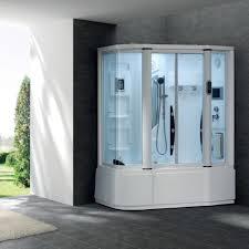Cast Iron Whirlpool Bathtubs Bathroom Jacuzzi Shower Combo Porcelain Soaking Tub Lowes