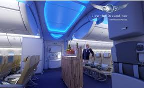 Boeing 787 Dreamliner Interior Thomson Airways To Serve Phuket With Dreamliner