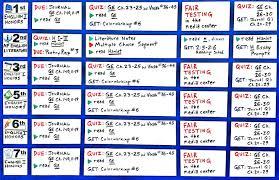 schedule bentonenglish com page 2