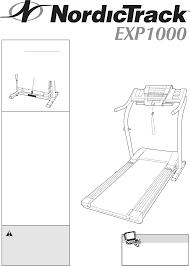 nordictrack home gym nttl09992 user guide manualsonline com