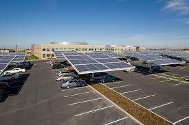 solar panel parking lot lights 4 advantages of solar panel parking lots