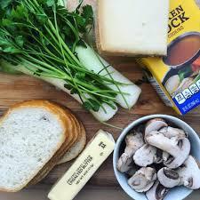 Ina Garten Make A Wish Ina Garten U0027s Mushroom And Leek Bread Pudding The Preppy Hostess
