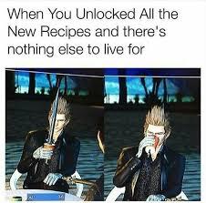 Final Fantasy Memes - recepeh memes shared folder final fantasy xv amino
