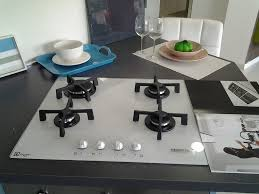 piano cottura vetro bianco gallery of lube cucine cucina swing scontato 53 cucine a
