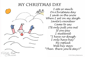 christmas poems for kids that rhyme u2013 happy holidays