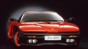 zagato ferrari concept we forgot 1993 ferrari f z 93