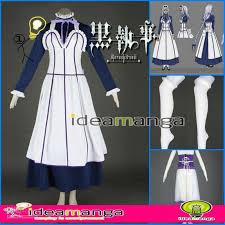 Butler Halloween Costume 2017 Ideamanga Black Butler Kuroshitsuji Hannah Annafellows
