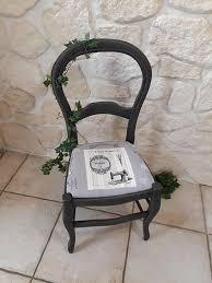 chaises louis philippe chaise louis philippe patinée à l ancienne abracadabra77france