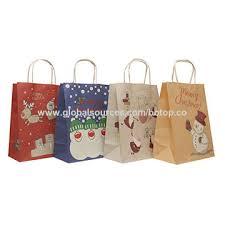 christmas paper bags china christmas paper gift bags from xiamen manufacturer xiamen