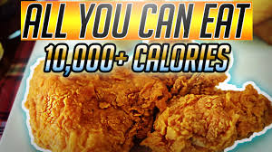 Eat All You Can Buffet by 10 000 Calorie Cheat Meal All You Can Eat Southern Style Buffet